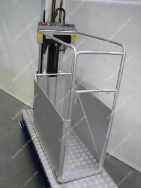 Pipe rail trolley B-lift 4600   Image 3