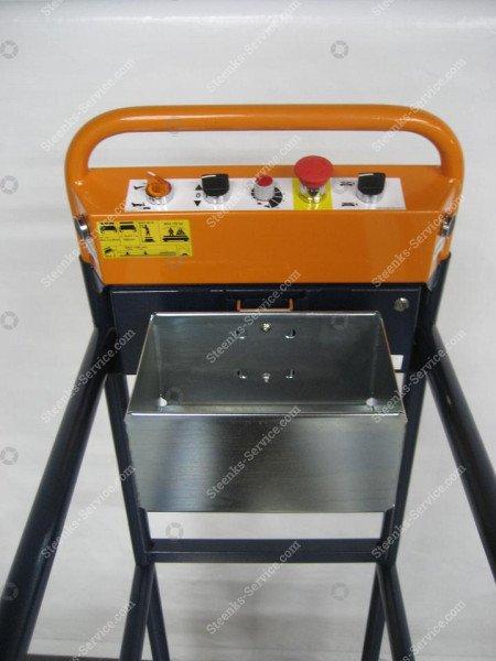 Rohrschienenwagen Benomic 4 Scheren   Bild 3