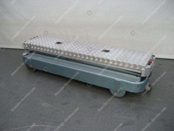 Pipe rail trolley BRW185   Image 2