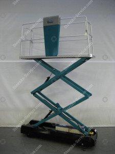 Pipe rail trolley B-lift 3000
