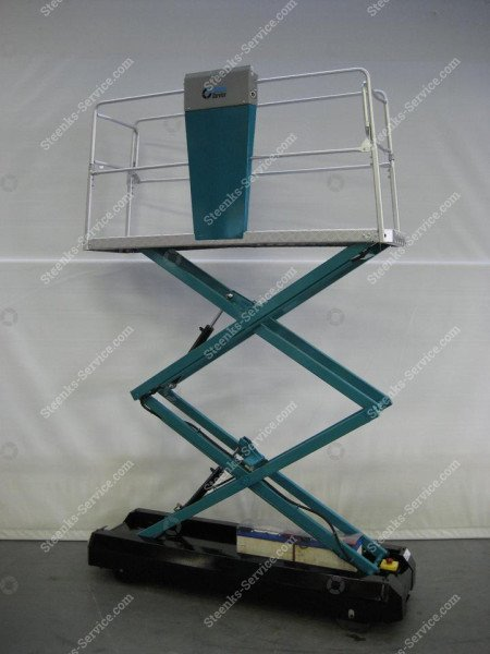 Buisrailwagen B-lift 3000