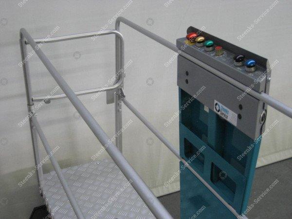 Buisrailwagen B-lift 3000 | Afbeelding 4