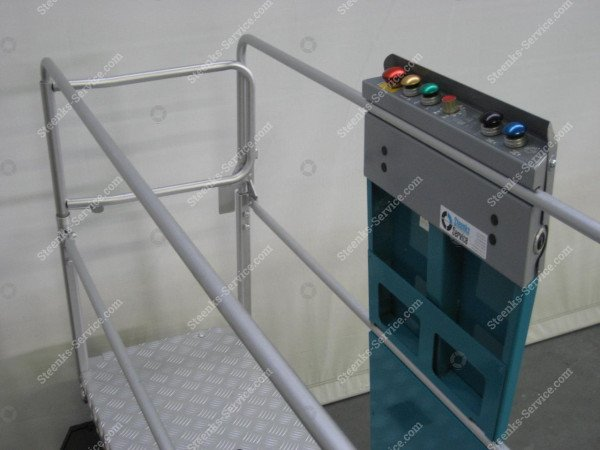 Pipe rail trolley B-lift 3000 | Image 4