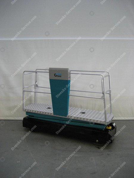 Rohrschienenwagen B-lift 3000   Bild 2
