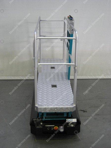 Rohrschienenwagen B-lift 3000   Bild 3