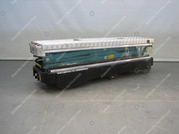 Buisrailwagen BRW185 Berg Hortimotive | Afbeelding 2
