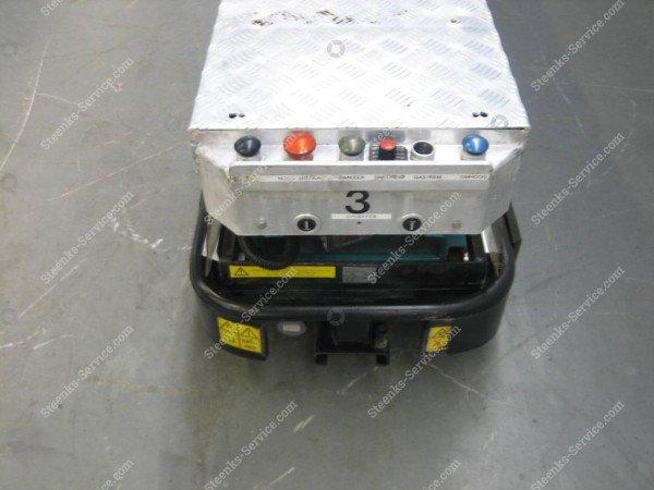 Buisrailwagen BRW185 Berg Hortimotive   Afbeelding 4