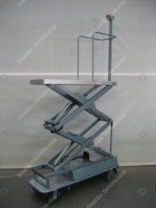 Rohrschienenwagen BRW170