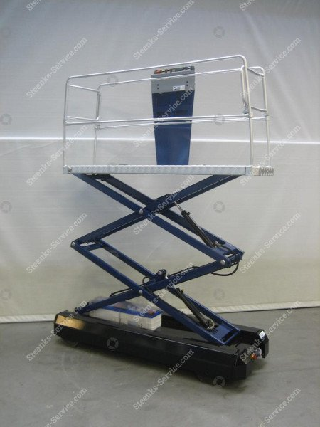 Rohrschienenwagen B-lift 3000
