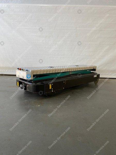 Buisrailwagen BRW185 Berg Hortimotive   Afbeelding 2