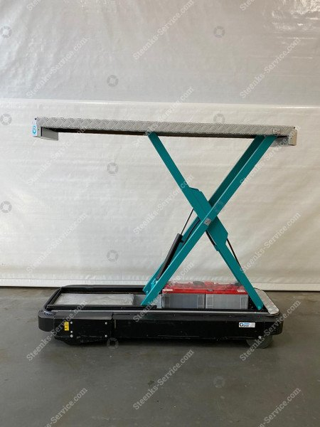 Pipe rail trolley BRW185 | Image 3