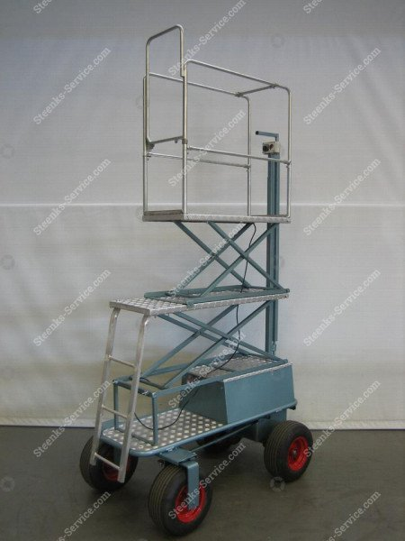 Airwheel trolley BR04 Berg Hortimotive