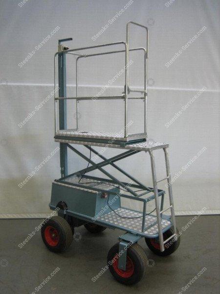Airwheel trolley BR04 Berg Hortimotive   Image 4
