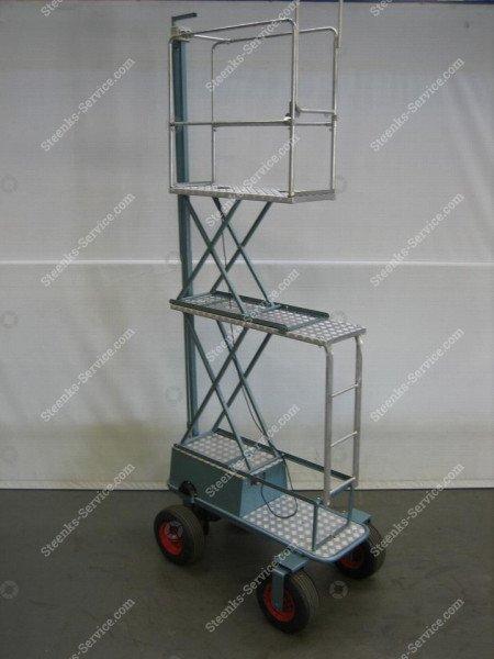 Airwheel trolley BR04 Berg Hortimotive   Image 5
