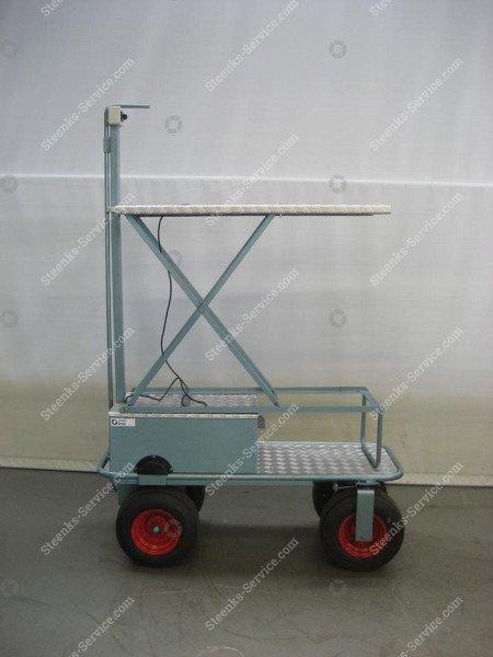 Air Wheel Trolley BR04 Berg Hortimotive | Image 2