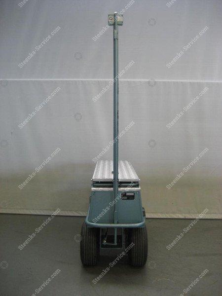 Air Wheel Trolley BR04 Berg Hortimotive   Image 6