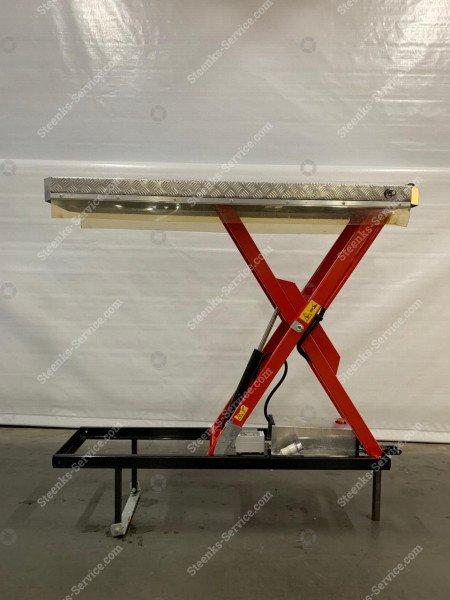 Enkel hydraulische schaar   Afbeelding 2