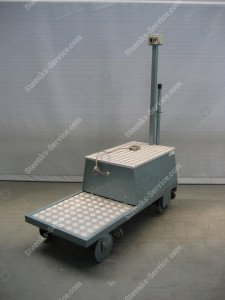 Buisrailwagen BR03 Berg Hortimotive