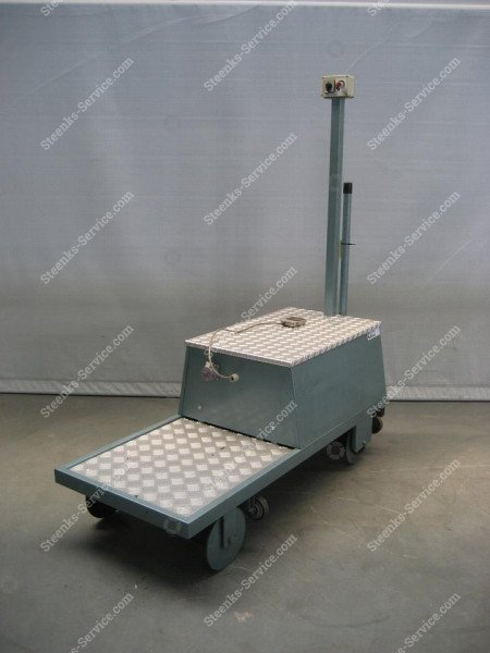 Pipe rail trolley BR03 Berg Hortimotive