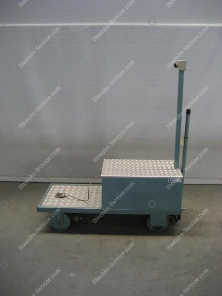 Pipe rail trolley BR03 Berg Hortimotive | Image 2