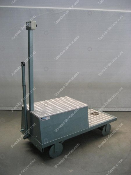 Pipe rail trolley BR03 Berg Hortimotive | Image 3