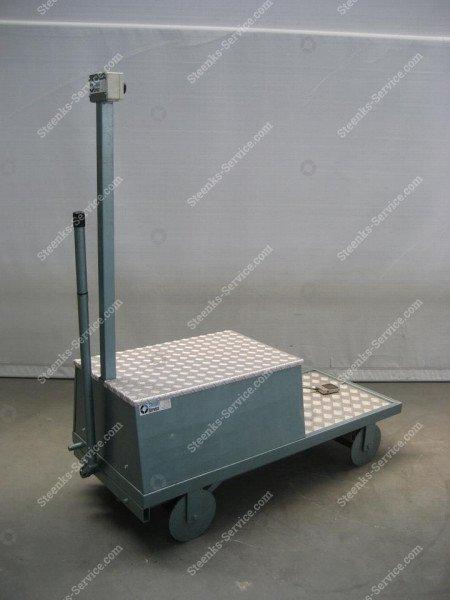 Pipe rail trolley BR03 Berg Hortimotive | Image 3