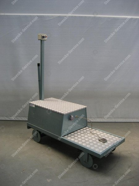 Pipe rail trolley BR03 Berg Hortimotive | Image 4