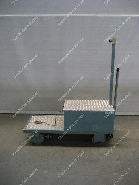 Rohrschienenwagen Berg Hortimotive | Bild 2