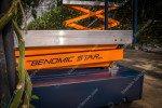 Rohrschienenwagen Benomic Star   Bild 12