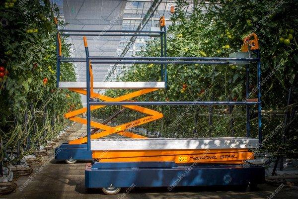 Pipe rail trolley Benomic Star   Image 10