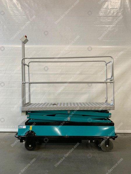 Buisrailwagen BRW170 Berg Hortimotive   Afbeelding 4