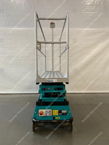 Buisrailwagen BRW170 Berg Hortimotive | Afbeelding 8