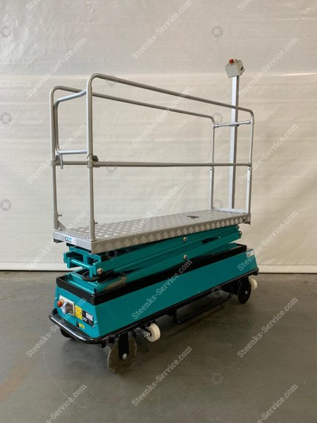 Pipe rail trolley BRW170 | Image 2