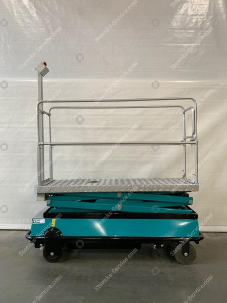 Pipe rail trolley BRW170 | Image 4