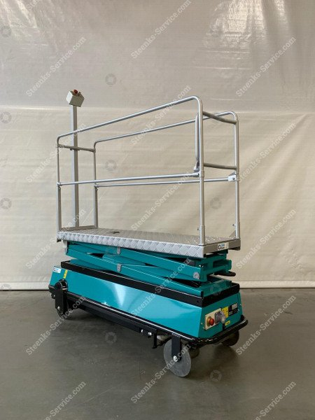 Pipe rail trolley BRW170 | Image 6