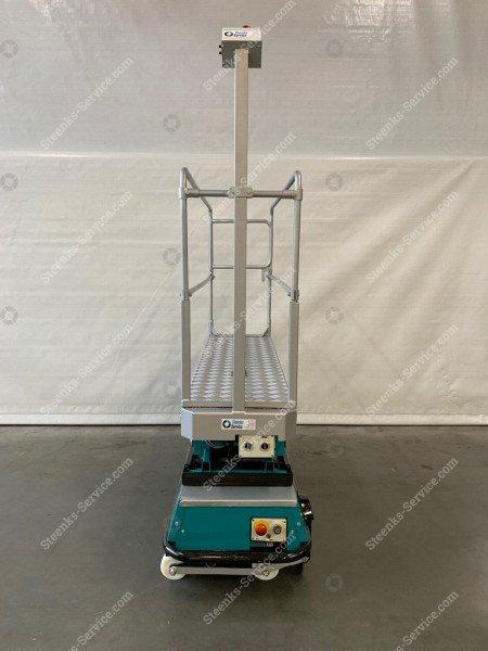 Pipe rail trolley BRW170   Image 7
