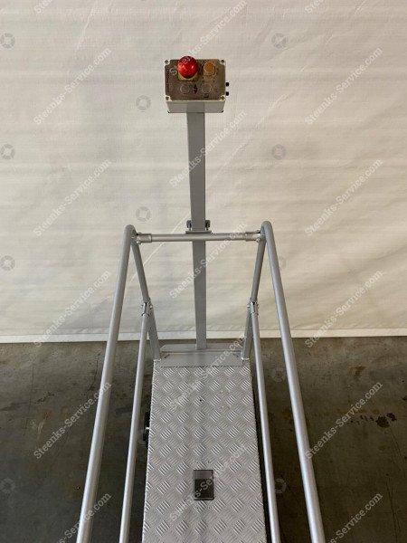 Pipe rail trolley BRW170 | Image 9