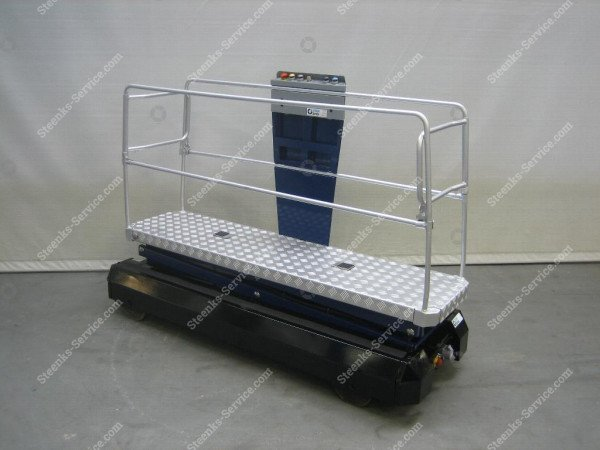 Pipe rail trolley B-lift 3000 | Image 3