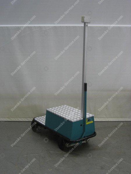 Pipe rail trolley BR04 Berg Hortimotive   Image 3