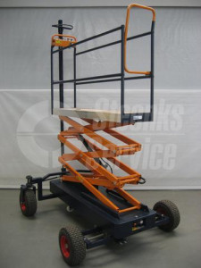 Airwheel trolley Benomic