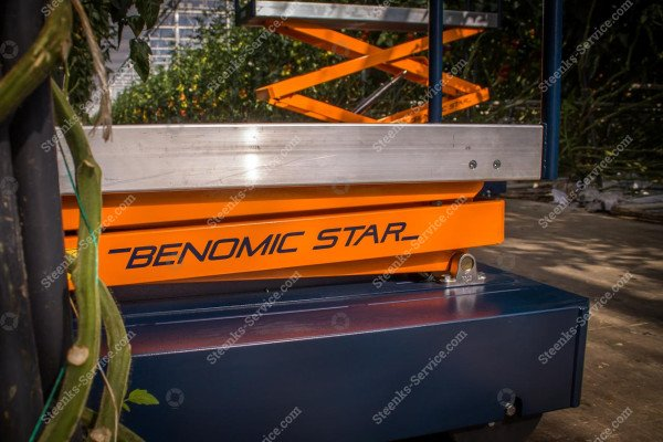 Rohrschienenwagen Benomic   Bild 12