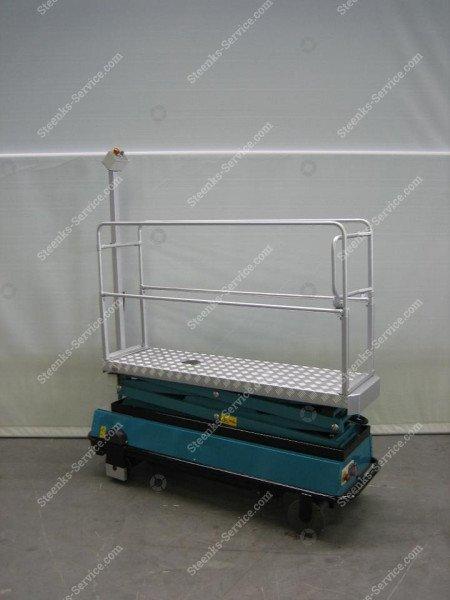 Pipe rail trolley BRW170 | Image 2