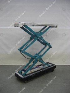 Pipe rail trolley