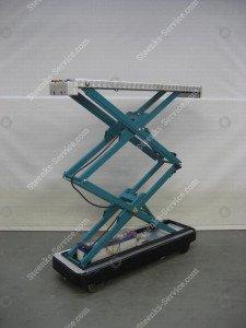 Pipe rail trolley