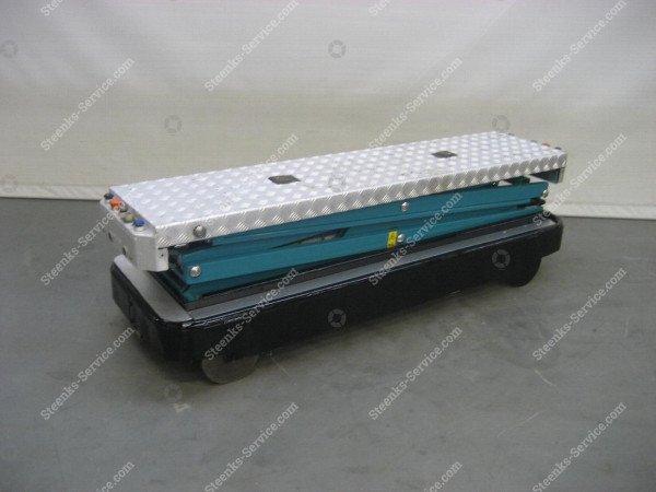 Buisrailwagen BRW185 Berg Hortimotive | Afbeelding 3