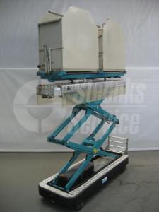 Buisrailwagen BRW185 Berg Hortimotive