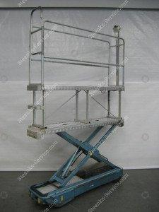 Pipe rail trolley BRW185