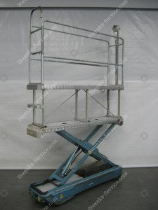 Rohrschienenwagen BRW185