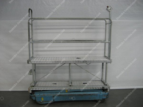 Pipe rail trolley BRW185 | Image 3