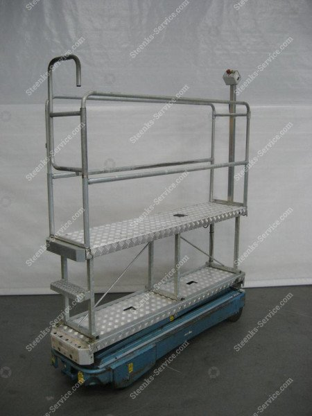 Pipe rail trolley BRW185 | Image 4